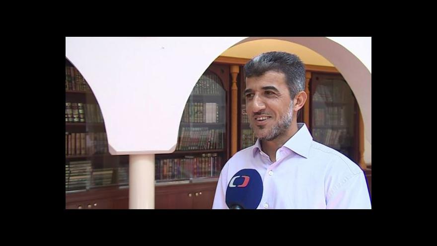 Video Hovoří předseda Islámské nadace v Brně Muneeb Hassan Alrawi