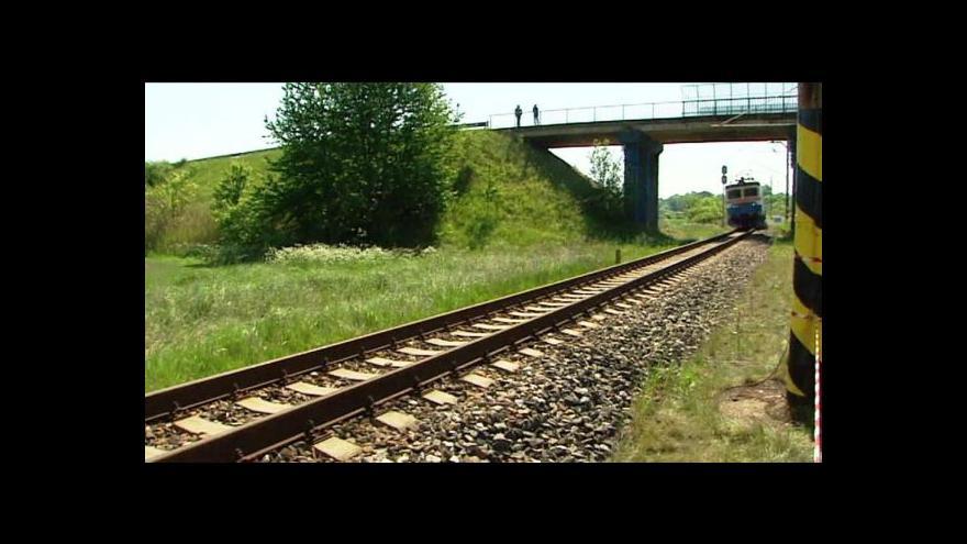 Video Ministerstvo ruší rychlíky