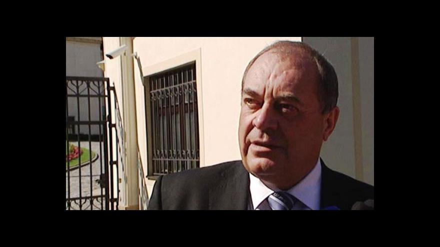Video Rozhovor s Františkem Koníčkem po setkání s Jiřím Rusnokem