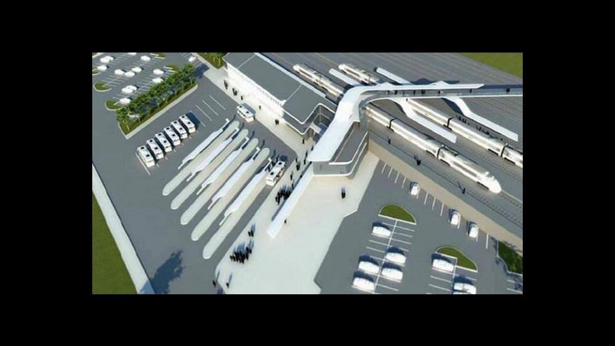 Video Nové nádraží pro Havířov