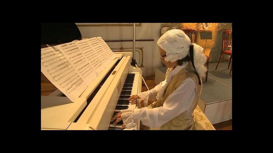 Video V Kroměříži zazněla takřka neznámá Mozartova skladba