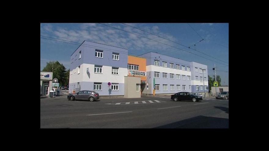 Video Erik Knajfl o spojení nemocnic