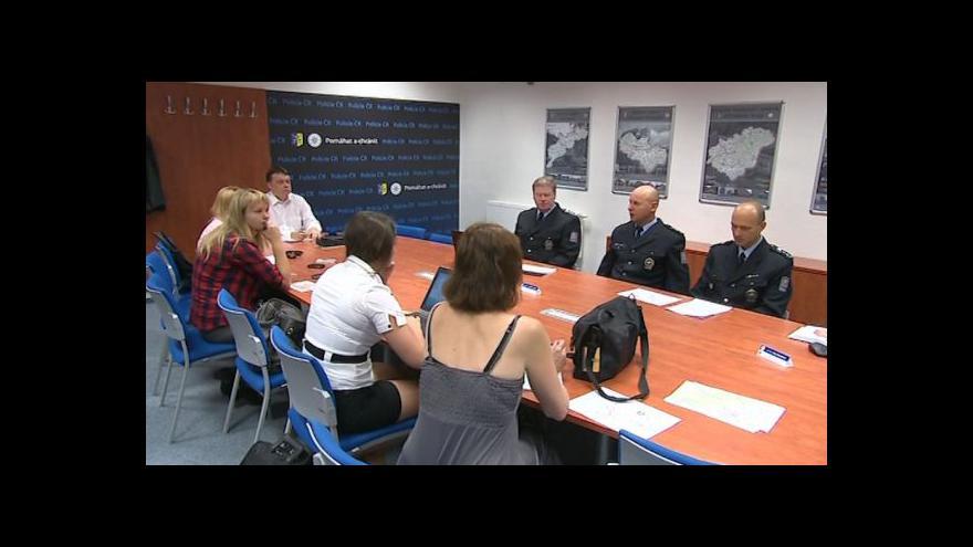 Video Hovoří vedoucí odboru cizinecké policie Rostislav Neubauer