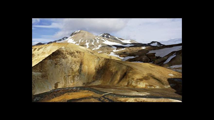 Video Cestovní ruch ohrožuje islandskou přírodu