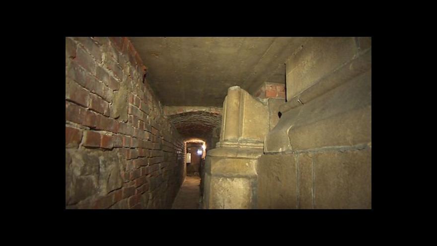 Video No comment: Procházka podzemím na Velehradě