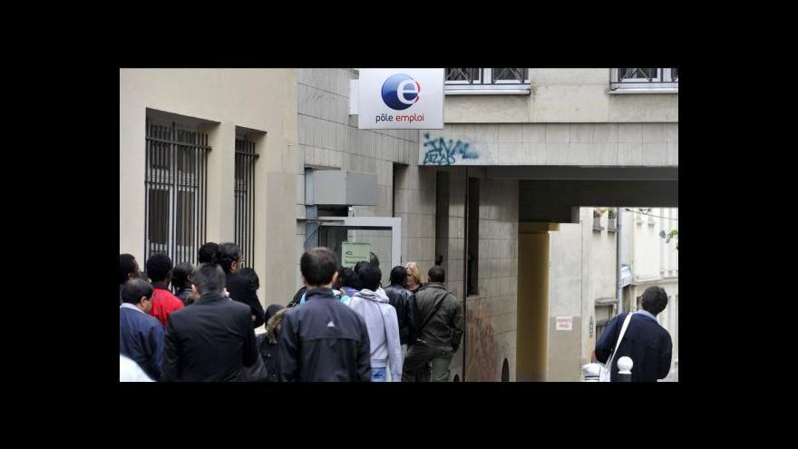 Video Nezaměstnanost v EU tématem summitu v Bruselu