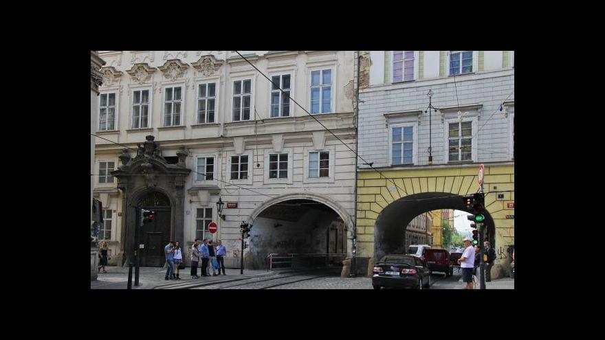 Video Colloredo-Mansfeldský palác se otevírá