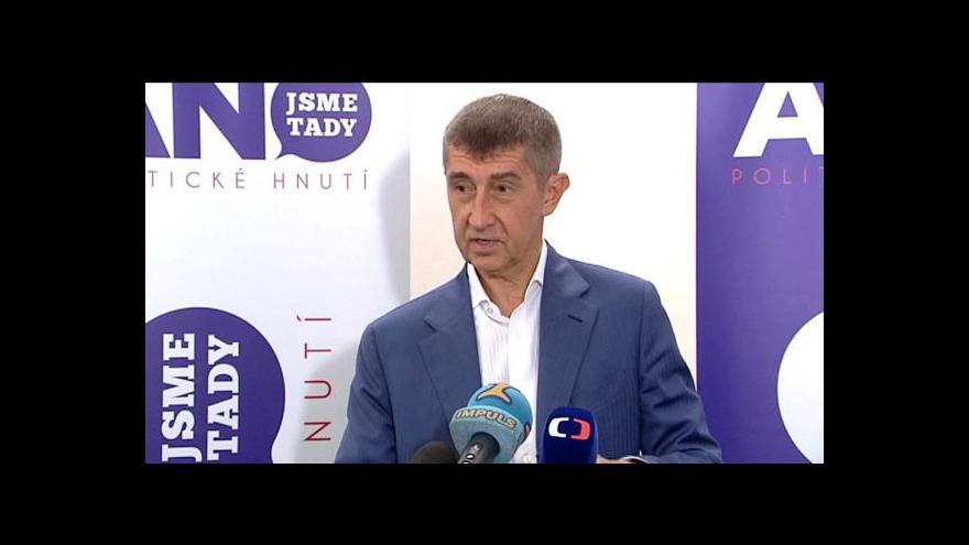 Video Reportáž Jana Černého