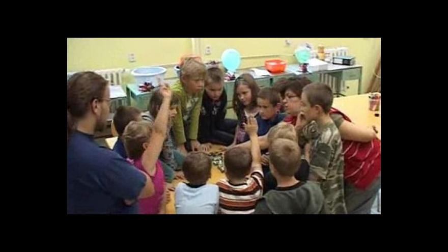 Video Téma začátku prázdnin v UvR