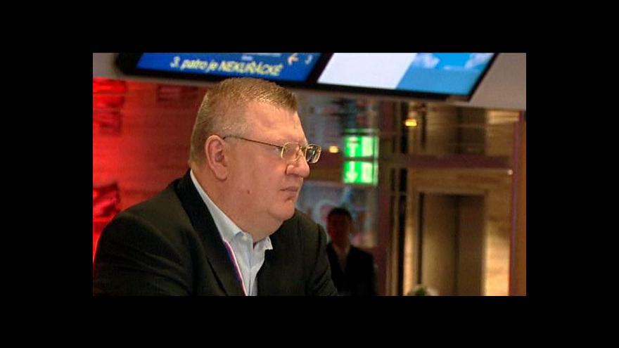 Video Reportáž Jiřího Hynka a Richarda Samka