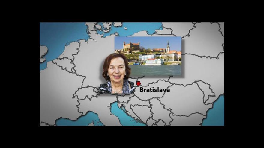 Video Reportáž o sporu o velvyslance