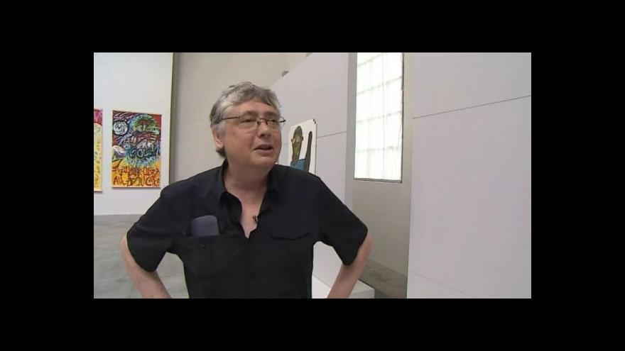 Video Umělecký ředitel Richard Adam hovoří o tzv. nulté generaci