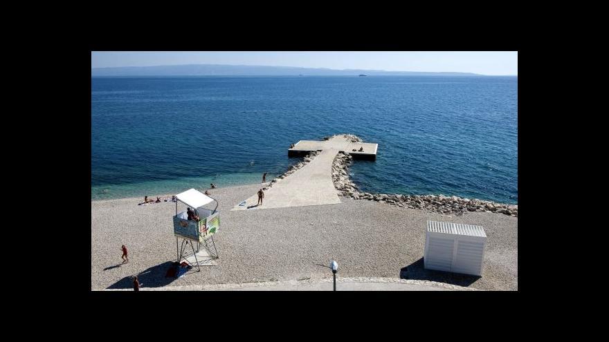Video Cesta do Chorvatska přes Maďarsko