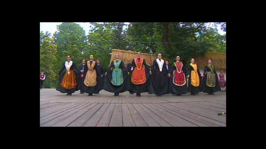 Video No comment: Zahájení festivalu ve Strážnici