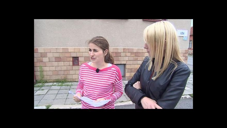 Video Výtvarnice Kateřina Šedá o tom, jak bude náves vypadat