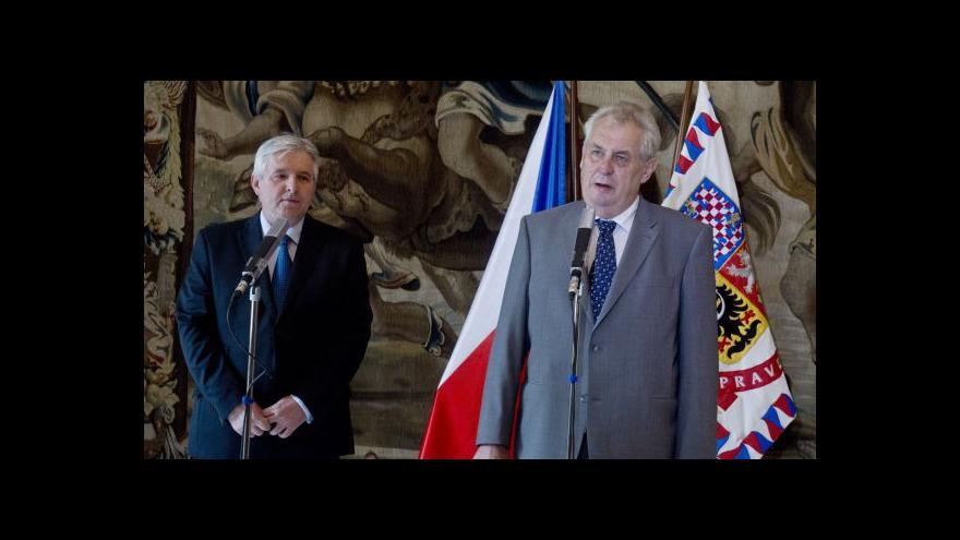 Video Rozhovor se slovenským analytikem Jánem Baránkem