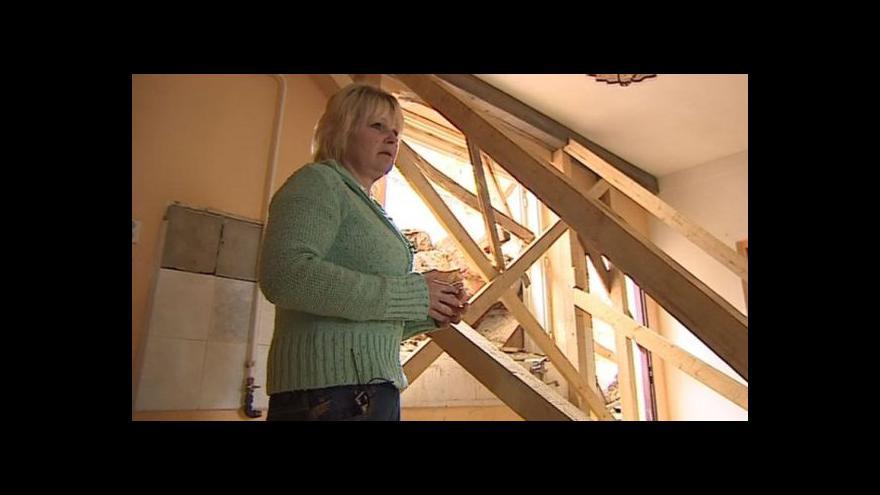 Video Bohuslava Voldánová o tom, kde bude rodina žít