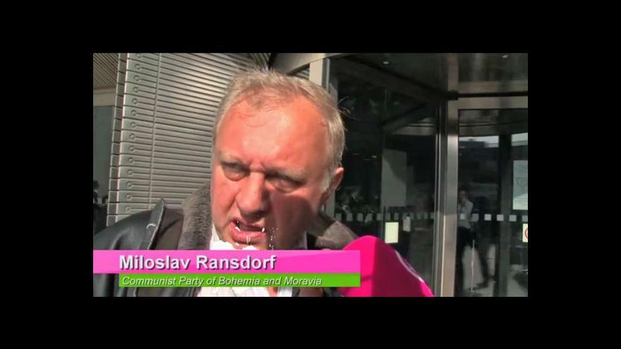 Video Reportáž Bohumila Vostala a Václava Černohorského