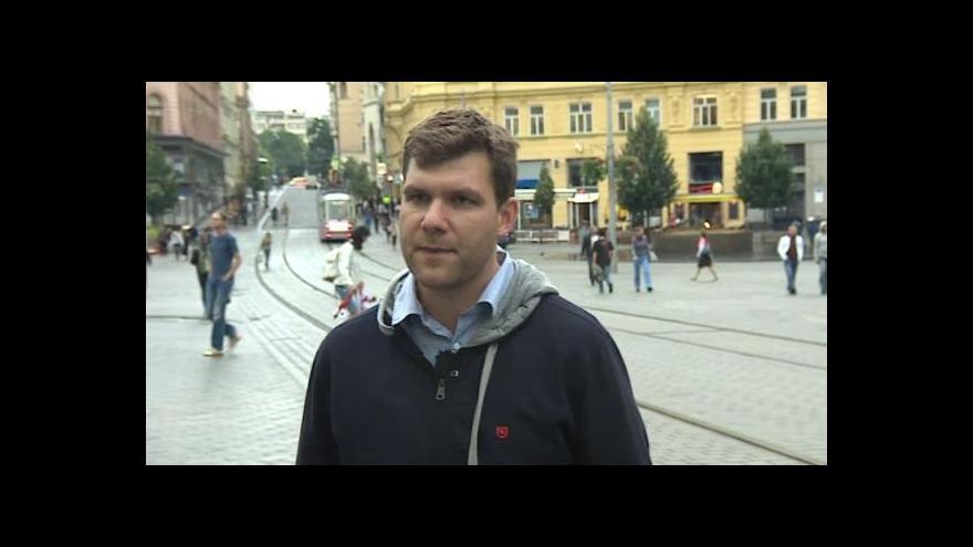 Video Historik Michal Konečný popisuje, jak náměstí Svobody měnilo názvy