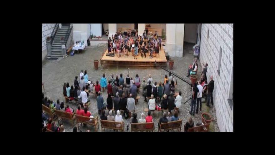 Video Koncert mladých hudebníků