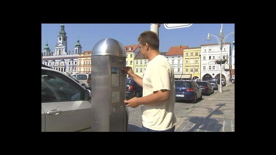 Video Nejdražší parkování v ČR