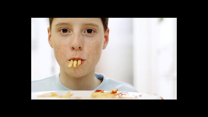 Video Dětskou obezitu mají řešit pediatři