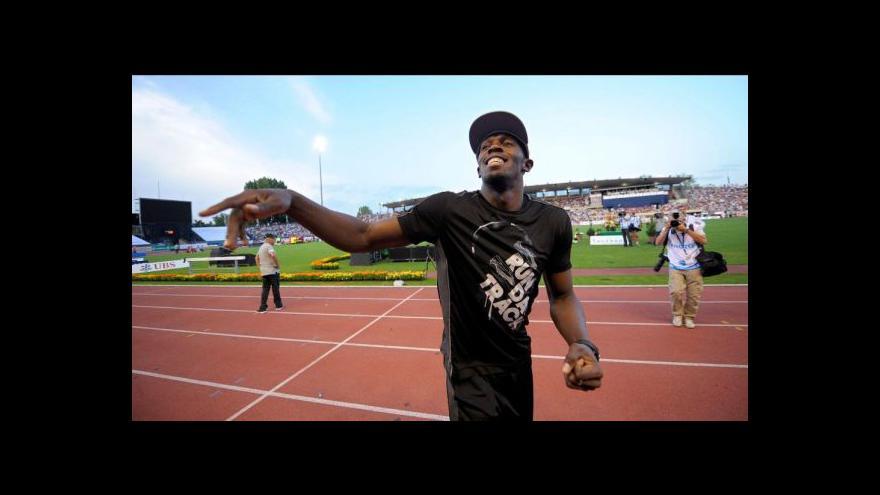 Video Zlatá tretra letos bez Bolta