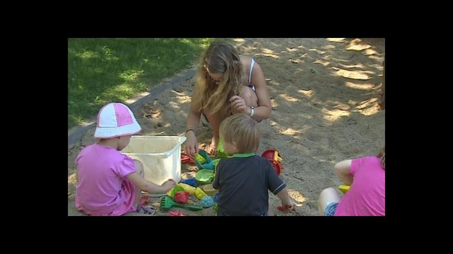 Video Dětské domovy mají nedostatek prostředků na tábory