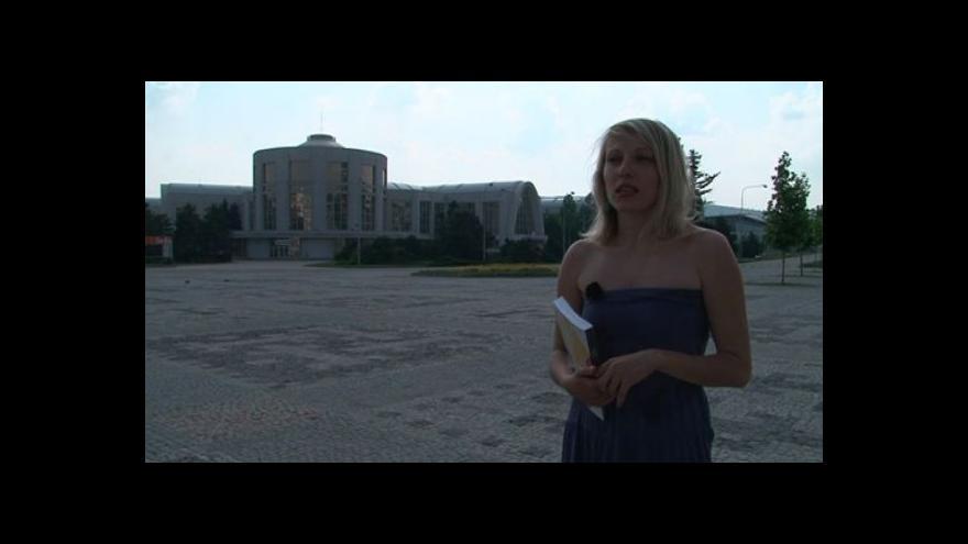 Video Spoluautorka Šárka Svobodová o Průmyslovém paláci