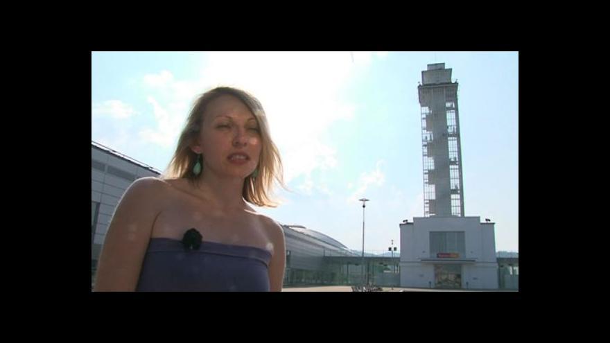 Video Spoluautorka Šárka Svobodová o Obchodně živnostenském paláci