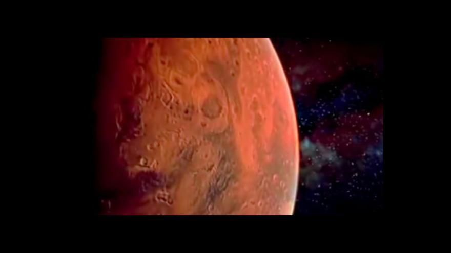 Video Zájemci se mohou hlásit o lístek na misi na Mars