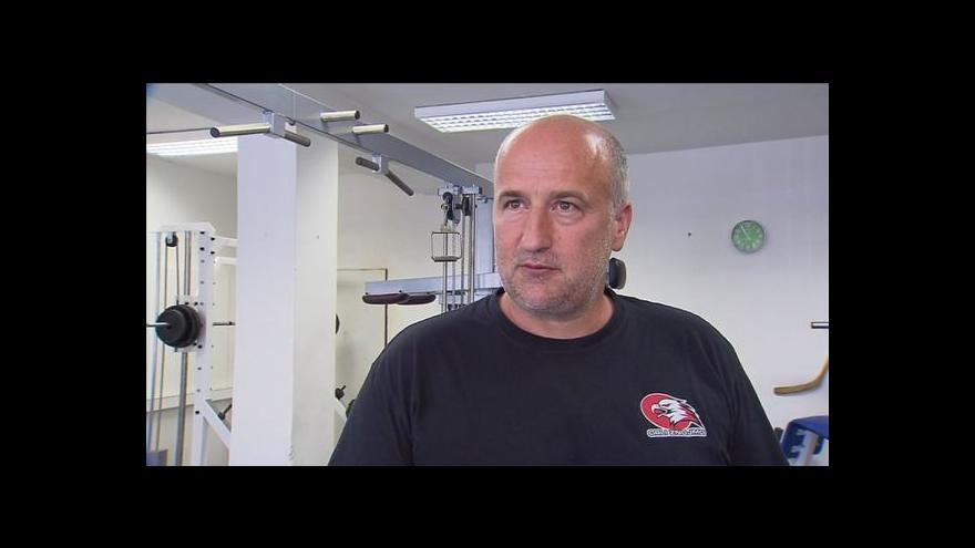 Video Rozhovor s trenérem Jiřím Režnarem