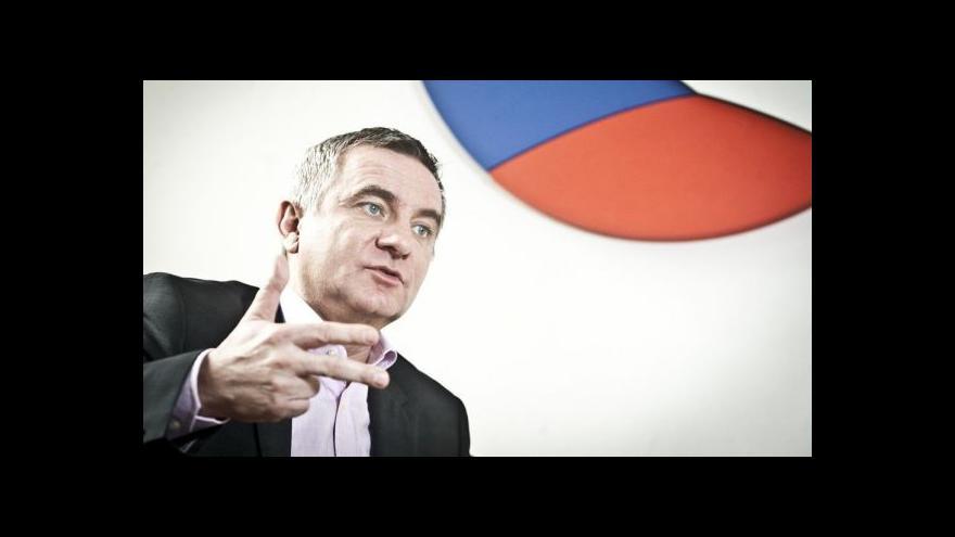 Video Vratislav Mynář ve Studiu 6