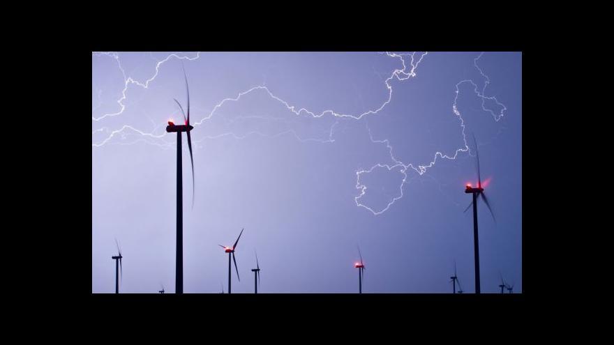 Video Meteorologové varují před silnými bouřkami