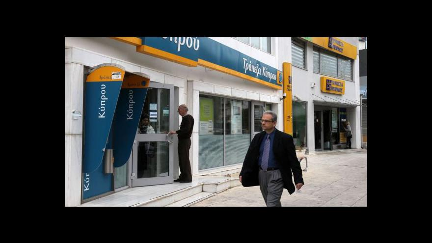 Video Přímá rekapitalizace bank