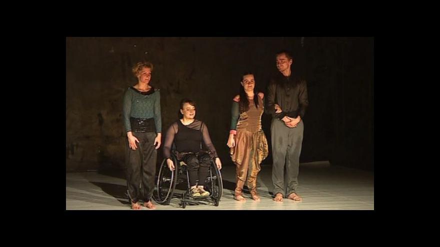 Video NO COMMENT: Taneční inscenace Simulante Bande