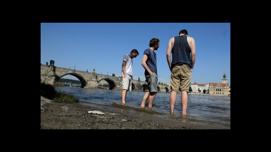 Video Události: Česko zasáhla vlna veder
