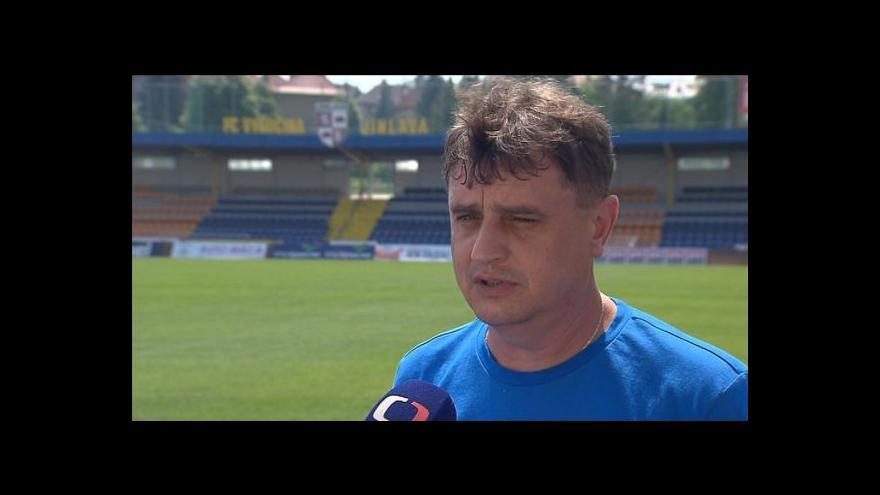 Video Rozhovor s asistentem trenéra Josefem Vrzáčkem a Milanem Kopicem