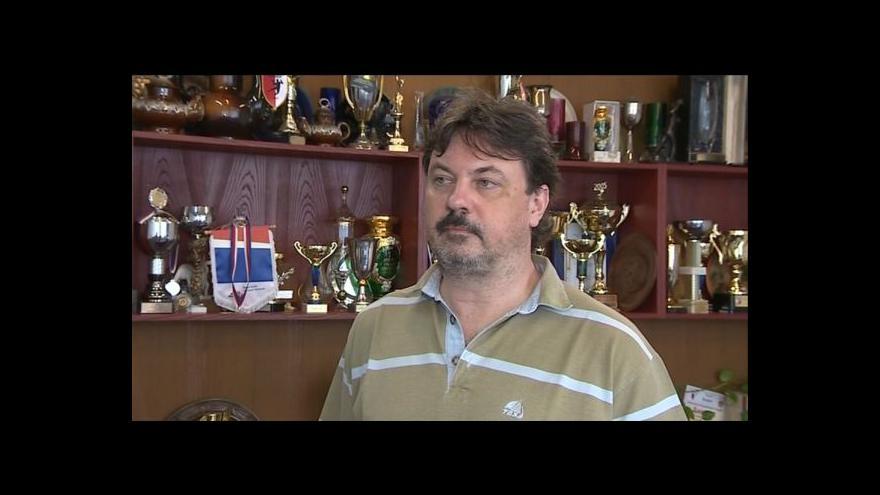 Video Rozhovor se sportovním manažerem Jaromírem Bazelem