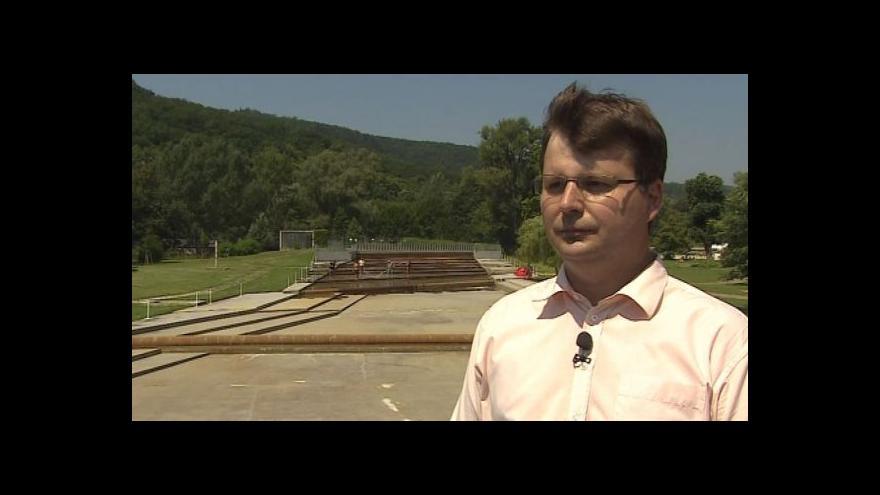 Video Martin Mikš hovoří o důvodech pozdního otevření Riviéry