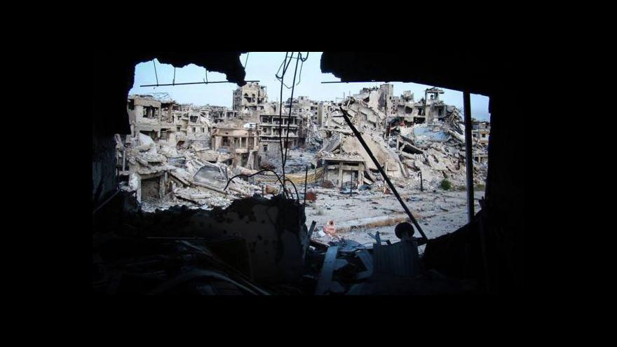 Video Summit G8 jedná o krizi v Sýrii