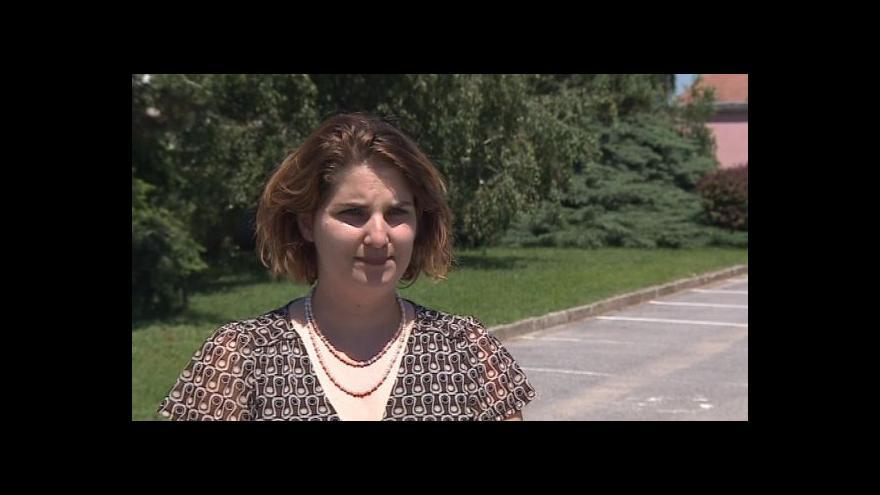 Video O opatřeních proti komárům hovoří mluvčí břeclavské radnice Eliška Windová