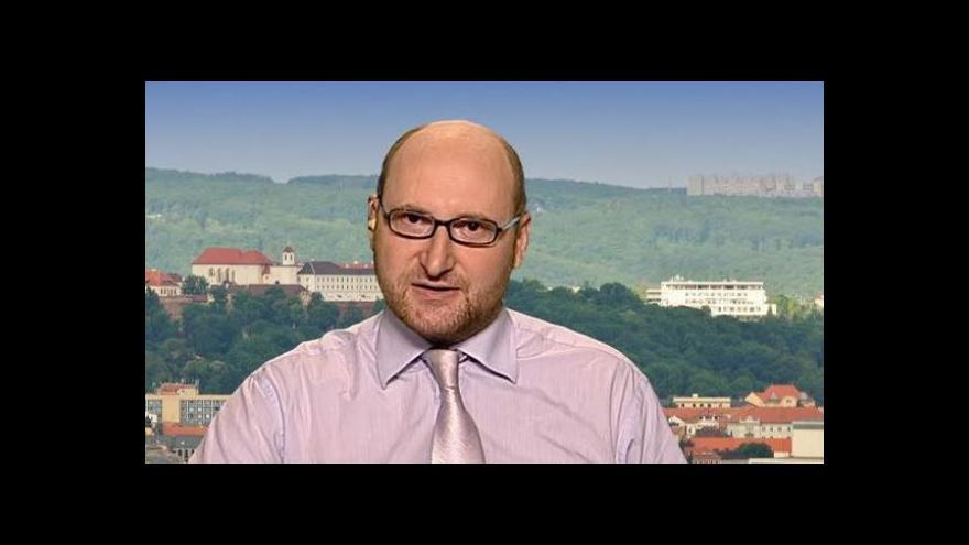 Video Politolog Lubomír Kopeček k politické krizi