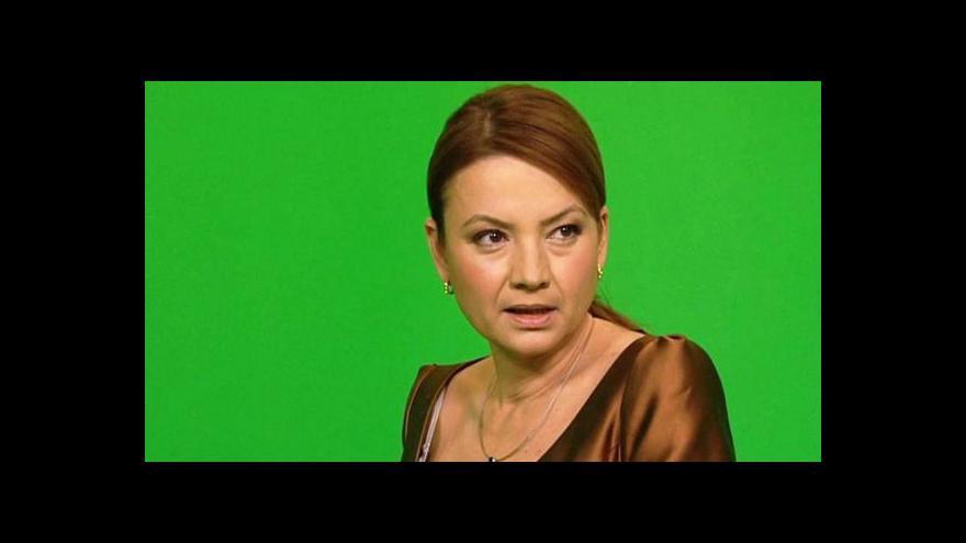 Video Rozloučení Jolany Voldánové