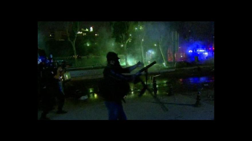 Video Nepokoje v Turecku tématem Událostí
