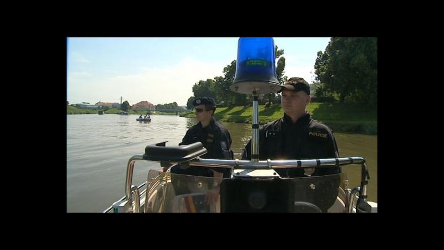 Video Mluvčí policie Aleš Mergental