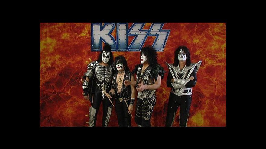 Video Reportáž Petra Kořínka o kapele Kiss