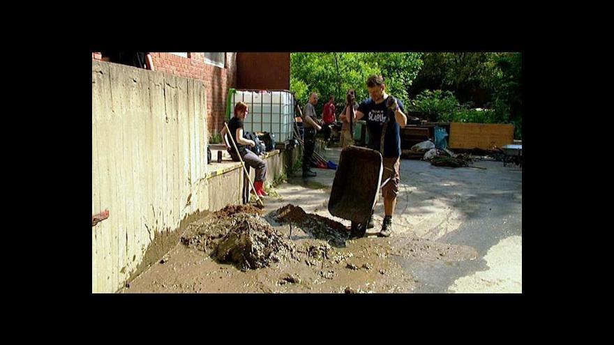 Video Dobrovolníci pomáhají v zoo