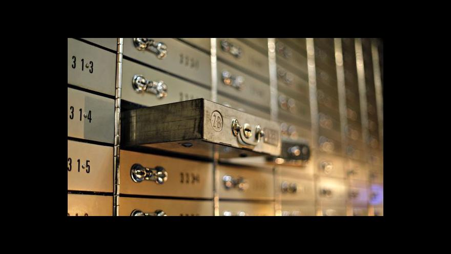 Video Bankovní tajemství tématem Ekonomiky ČT24