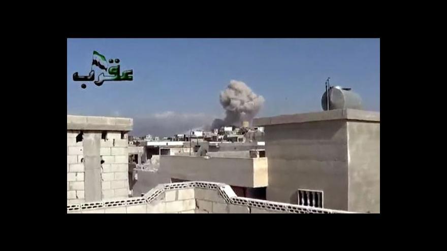 Video M. Řezníček, M. Karas a V. Černohorský k vyzbrojování syrské opozice